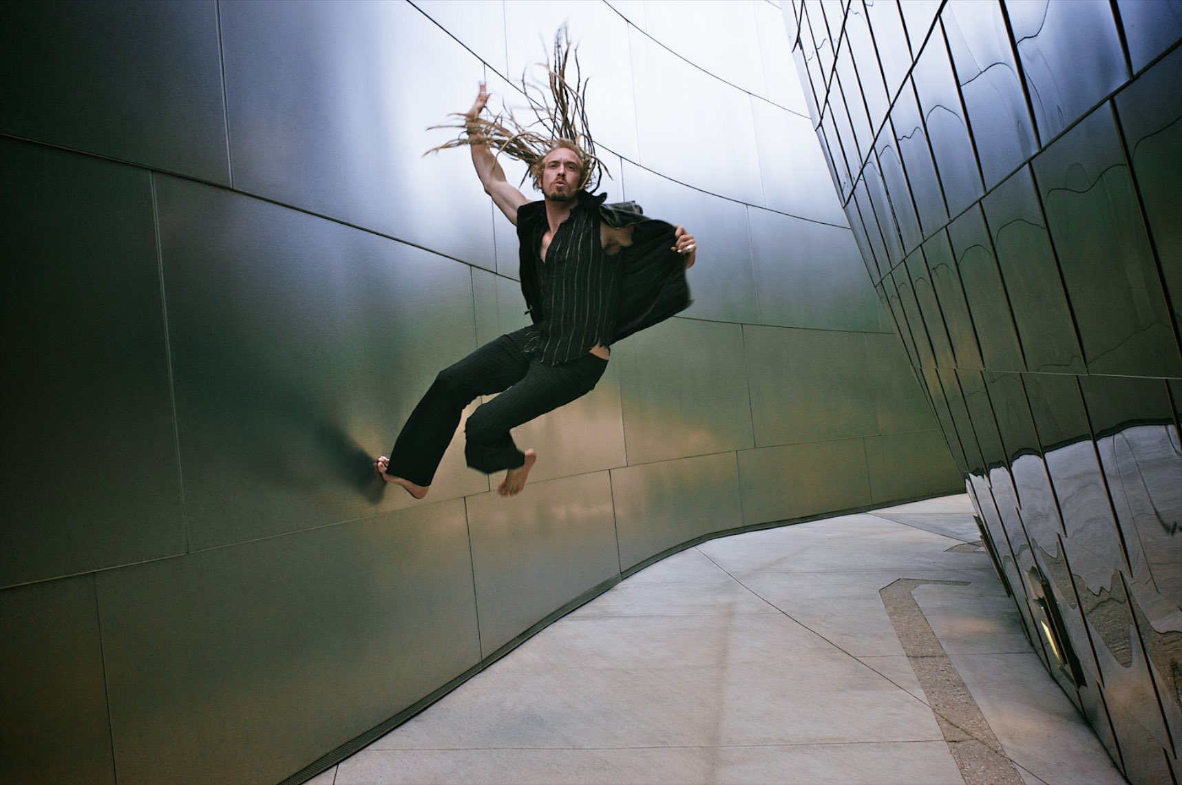 Azmyth Kaminski - Jump High - Disney Concert Hall